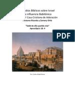 Estudios bíblicos Israel Babilonia