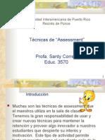 Técnicas de Assessment Educ[1]. 3570 Septiembre 2008