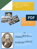 SÍNTESIS DEL PROCESO LEGISLATIVO DE LA ENSEÑANZA MUSICAL EN CARACAS 1888-1945