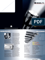 Mag Instrument Product Catalog