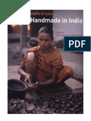 Handmade PDF English   Art Media   Crafts