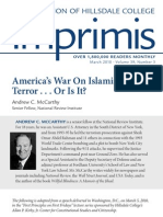 America's War on Islamist Terror