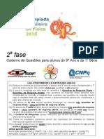 OBF2010_2a Fase_ 1o Ano