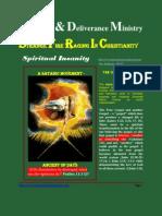 Strange Fire Raging in Christianity Spiritual Insantity