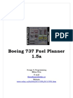 B737FPL Manual