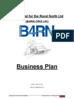 b4rn business plan