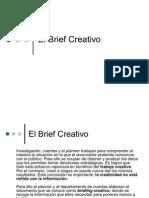 Brief Creativo