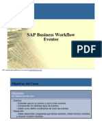Workflow de SAP