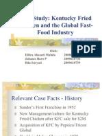 Case Study KFC