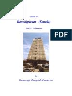 Guide to Kanchipuram