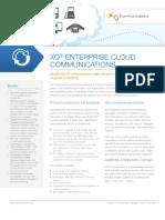 XO Enterprise Cloud Communications Service Overview