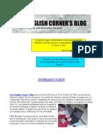 Presentación Blog y experiencias