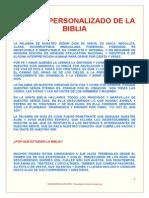 La Santa Biblia - Estudio Personalizado