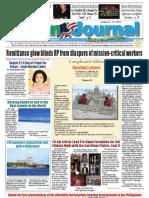Asian Journal August 5, 2011 edition