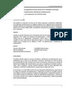 2009 Contratación para la Administración y Distribución de Medicamentos