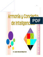 Microsoft Word - Armonia y Concierto de Inteligencias Introduccion Diapo Agosto 11