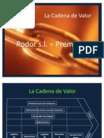 La Cadena de Valor - HRN.
