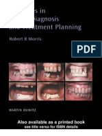 Strategies in Dental Diagnosis and Treatment Planning.