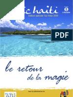 Brochure Magic Haiti - 2009