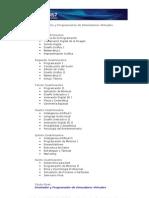 Disenio y Programacion de Simuladores