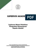 Supervisi Akademik (KS) 60 R