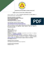 Apostila para Assistente Administrativo da Polícia Militar de Minas Gerais 2011