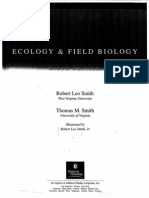 Ecology and Field Biology OCR