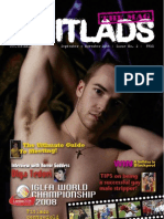Fitlads - Issue 2 - October November 2008