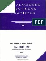 Instalaciones Eléctricas Prácticas [Ing. Becerril L. Diego Onésimo]