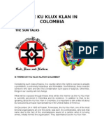 The+Ku+Klux+Klan+in+Colombia