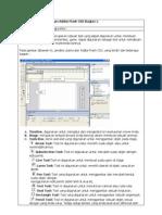 Membuat Animasi Dengan Adobe Flash CS3 Bagian 1
