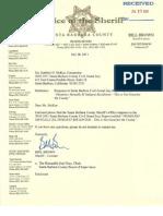 Sheriff's Department Responds To 2011 Grand Jury Report