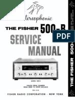 Fisher 500B