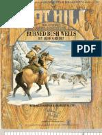 Boot Hill - BH4 Burned Bush Wells
