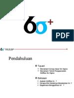 Indonesia_basic Six Sigma Modul (New)