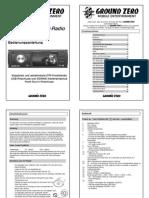 Manual Gzcr635
