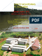 Water Quality Monitoring Indonesia