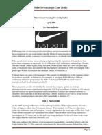 Nike - Case Study