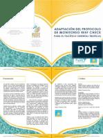 Adaptación protocolo ReefCheck para el Pacifico Oriental Tropical, Keto Costa Rica