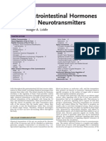 001 Gasrointestinal Hormones and Neurotransmitters