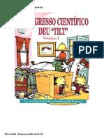 Calvin e Haroldo - O progresso científico deu tilt vol 1
