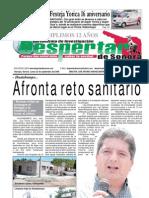 Edición 22 de septiembre del 2008