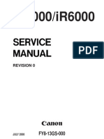 Canon iR5000_6000 Service Manual