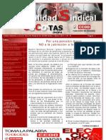 COCOTAS nº19-Enero 2011