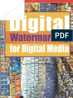 Digital Watermarking for Digital Media