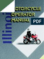 Illinois Motorcycle Operator Manual