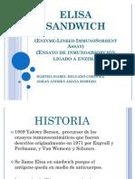 Elisa Sandwich