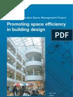 Promoting Space Efficiency