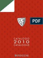 Fiocchi Catalog 2010