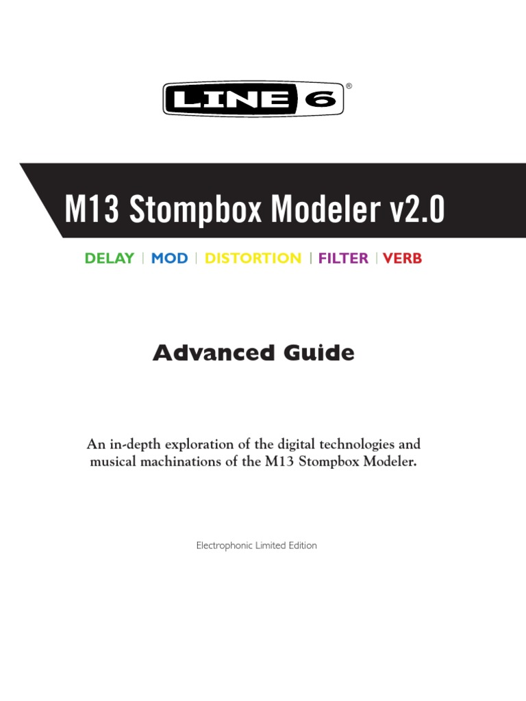 M13 Advanced Users Guide | Liquid Crystal Display | Switch